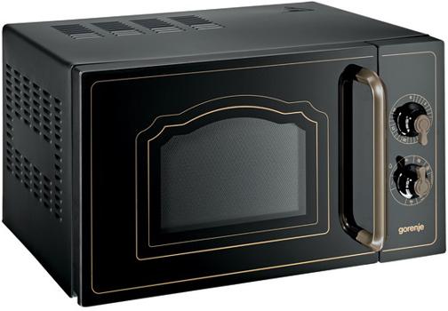 Снимка на Микровълнова печка с грил Gorenje MO4250CLB