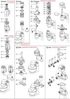 Снимка на Кухненски робот Kenwood KM 286