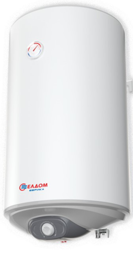 Снимка на Бойлер Eldom 80 л. 2kW вертикален, емайлиран, сух нагревател WV08046D