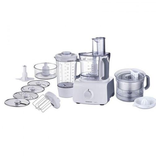 Снимка на Кухненски робот Kenwood  FDP 623 WH