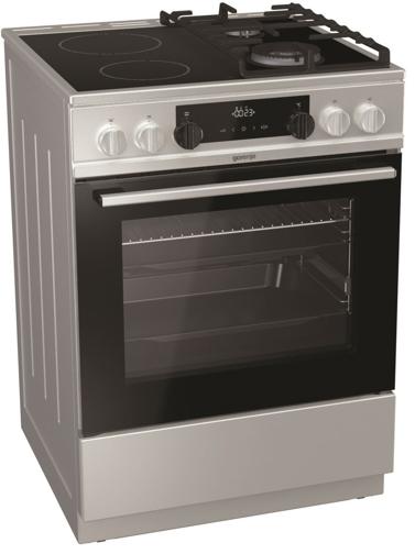 Снимка на Комбинирана готварска печка Gorenje KC6355XT