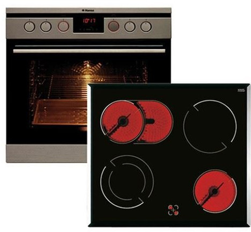 Снимка на Комплект вградени домашни уреди Hansa BCCI 67256055