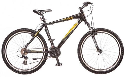 Снимка на Велосипед  Leader 26''mtb AXLE 2.0