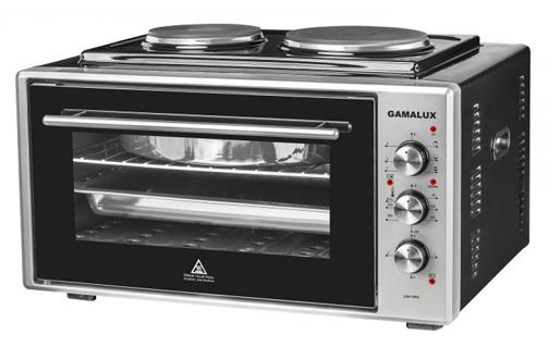 Снимка на Малка готварска печка Gamalux I-60HP