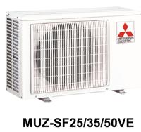 Снимка на Климатик MITSUBISHI ELECTRIC MSZ-SF25VE / MUZ-SF25VE