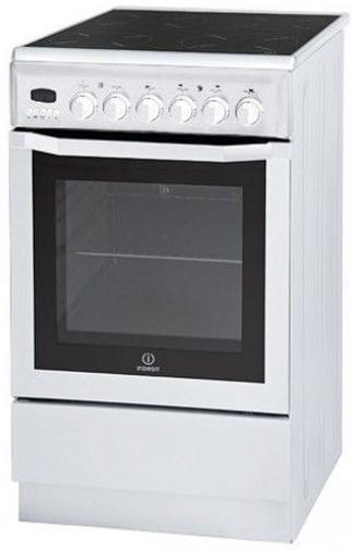 Снимка на Стъклокерамична готварска печка Indesit I5VM6HA W BG
