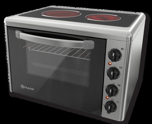 Снимка на Малка готварска печка Eldom 201VF