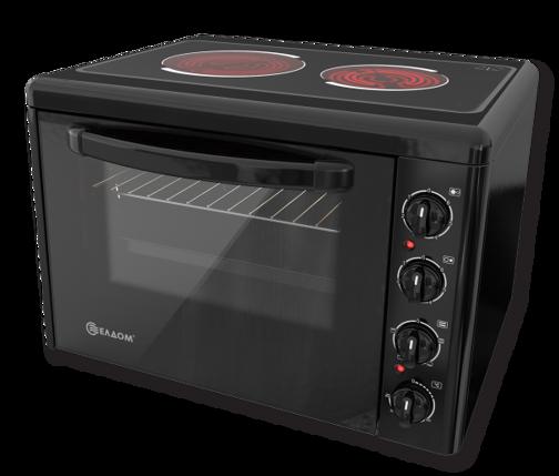 Снимка на Малка готварска печка Eldom 201VFEN
