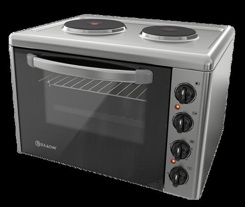Снимка на Малка готварска печка Eldom 203VFB