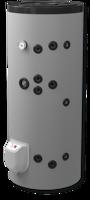 Снимка на Бойлер Eldom 200 л. 3kW стоящ, две серпентини, емайлиран FV20067S2 (FV20060S2)