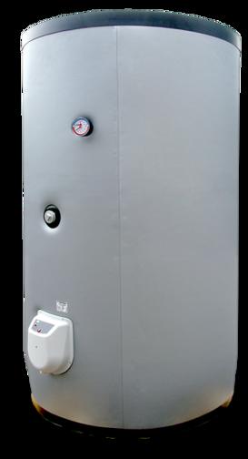 Снимка на Бойлер Eldom 750 л. 12kW, две серпентини, неръждаем FV75011IS2