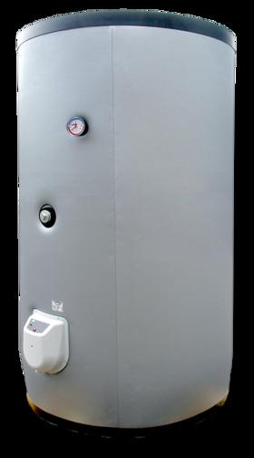 Снимка на Бойлер Eldom 750 л. 12kW, една серпентина, неръждаем FV75011IS