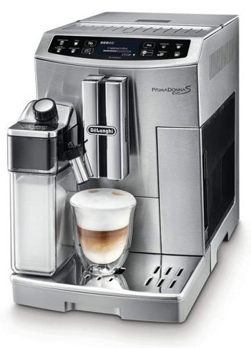 Снимка на Кафеавтомат DeLonghi ECAM 510.55 M, PrimaDonna