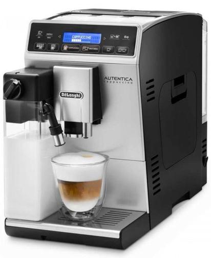 Снимка на Кафеавтомат DeLonghi ETAM 29.660.SB, Autentica