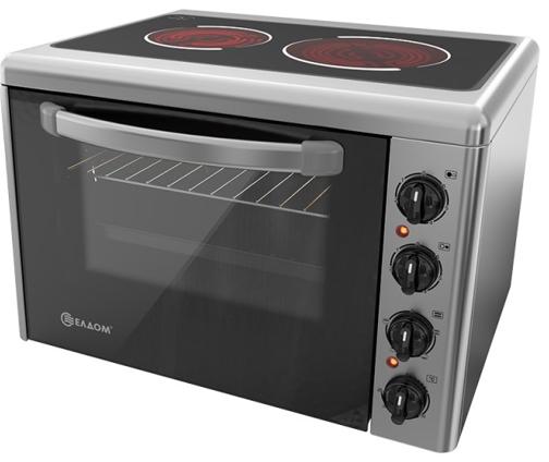 Снимка на Малка готварска печка Eldom 201VFB