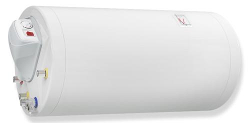 Снимка на Бойлер Eldom 80 л. 2 kW eмайлиран, лява серпентина 72268XSL