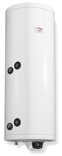 Снимка на Бойлер Eldom 150 л. 3kW серпентина, електронно управление, неръждаем 72280HMSEk