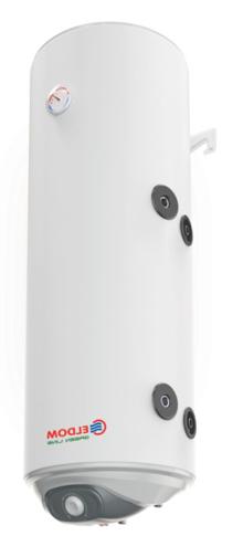 Снимка на Бойлер Eldom 80л. 3 kW вертикален, долна дясна серпентина, неръждаем WV08039ISR