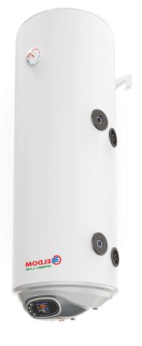 Снимка на Бойлер Eldom 80л. 3 kW вертикален, долна дясна серпентина, електронно управление, неръждаем WV08039ISRE