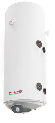 Снимка на Бойлер Eldom 120л. 3 kW вертикален, дясна серпентина, неръждаем WV12046ISR