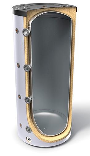Снимка на Буферни съдове за отоплителни инсталации без топлообменници TESY  V 1000 95 C