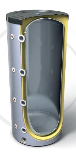 Снимка на Буферни съдове за отоплителни инсталации без топлообменници TESY V 1500 120 F45 P4 C