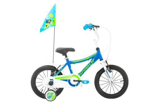 Снимка на Велосипед SPRINT SPUNKY NEON 14''