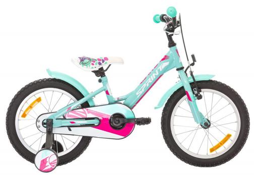 "Снимка на Велосипед SPRINT CARLA 16"""