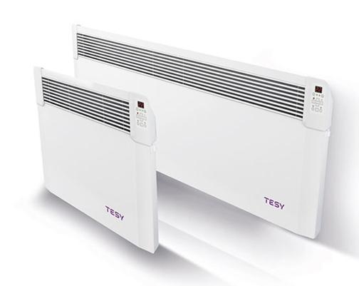 Снимка на Панелен конвектор ConvEco (CN 04) с електронен терморегулатор TESY CN04 300 EIS W