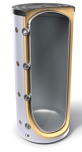 Снимка на Буферни съдове за отоплителни инсталации без топлообменници Tesy V 800 95 F43 P4 C