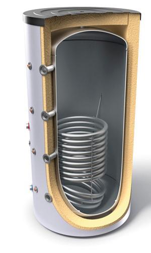 Снимка на Буферни съдове за отоплителни инсталации с топлообменник Tesy V 15S 1000 95 C