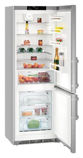 Снимка на Комбиниран хладилник-фризер с NoFrost LIEBHERR CNEF5735