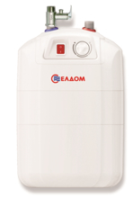 Снимка на Бойлер Eldom 10 л. 2 kW емайлиран 72325PMP + 6 години гаранция