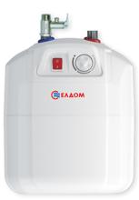 Снимка на Бойлер Eldom 7 л. 1.5 kW емайлиран 72324PMP + 6 години гаранция