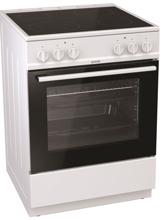 Снимка на Стъклокерамична готварска печка Gorenje EC6141WC