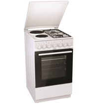 Снимка на Комбинирана готварска печка Gorenje K5241WF