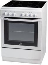 Снимка на Стъклокерамична готварска печка Indesit I6VMH2A W