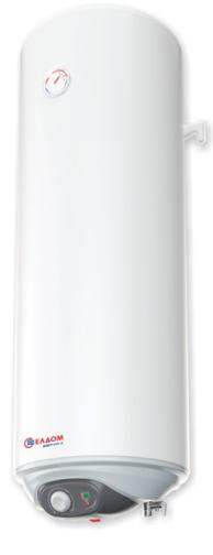 Снимка на Бойлер Eldom 80л. 2.4kW вертикален, емайлиран, аноден тестер, сух нагревател WV08039DA + 6 години гаранция