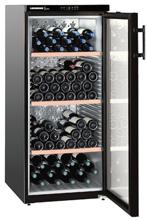 Снимка на Витрина за съхранение на вино Liebherr WKb 3212 Vinothek + 5 години гаранция