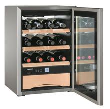 Снимка на Витрина за съхранение на вино Liebherr WKes 653 + 5 години гаранция