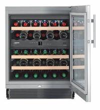 Снимка на Витрина за съхранение на вино за вграждане Liebherr UWTes 1672 Vinidor + 5 години гаранция